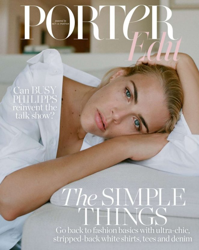 Busy Philipps – The Edit by Net-A-Porter (July 2018)
