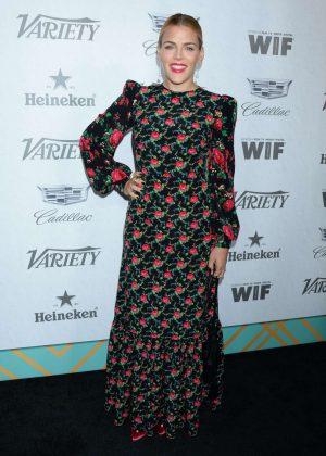 Busy Philipps - Variety and Women in Film Pre-Emmy Party in LA