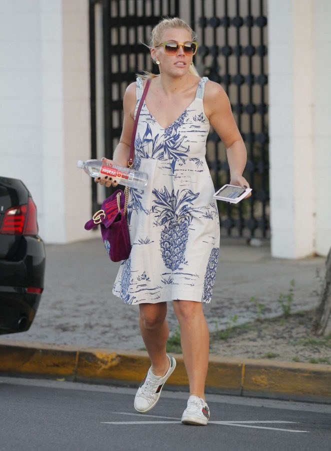 Busy Phillips out in Beverly Hills