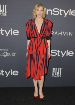 Cаte Blаnchett - 3rd Annual InStyle Awards in Los Angeles