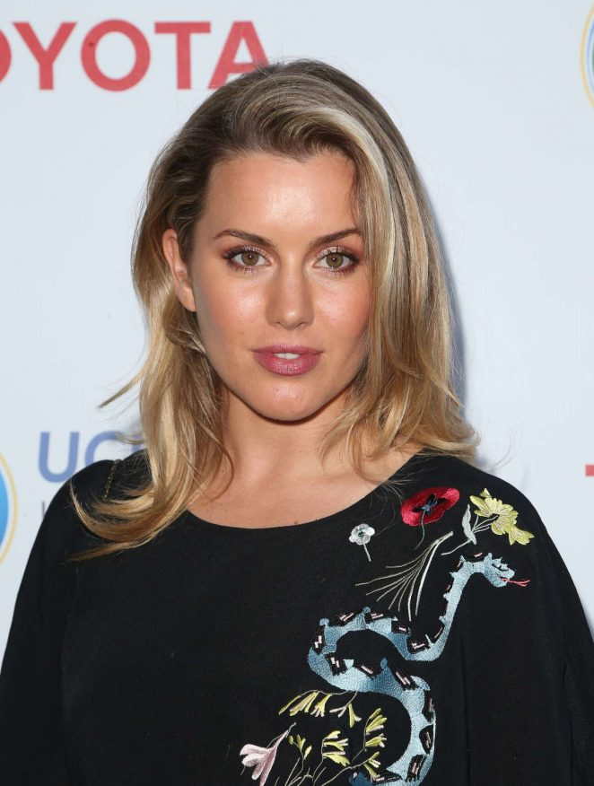 Caggie Dunlop - UCLA Institute of the Environment and Sustainability Innovators for a Healthy Planet Celebration in LA