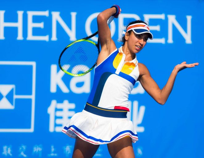 Cagla Buyukakcay - 2018 Shenzhen Open WTA International Open in Shenzhen