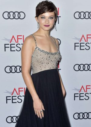 Cailee Spaeny - 'On the Basis of Sex' Premiere - 2018 AFI Fest in Los Angeles