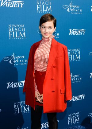 Cailee Spaeny - Variety's 10 Actors to Watch - Newport Beach Film Festival