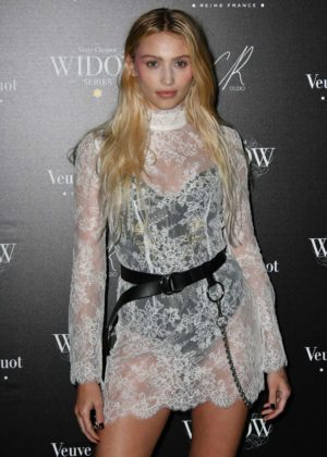 Cailin Russo - The Veuve Clicquot Widow Series VIP launch party in London