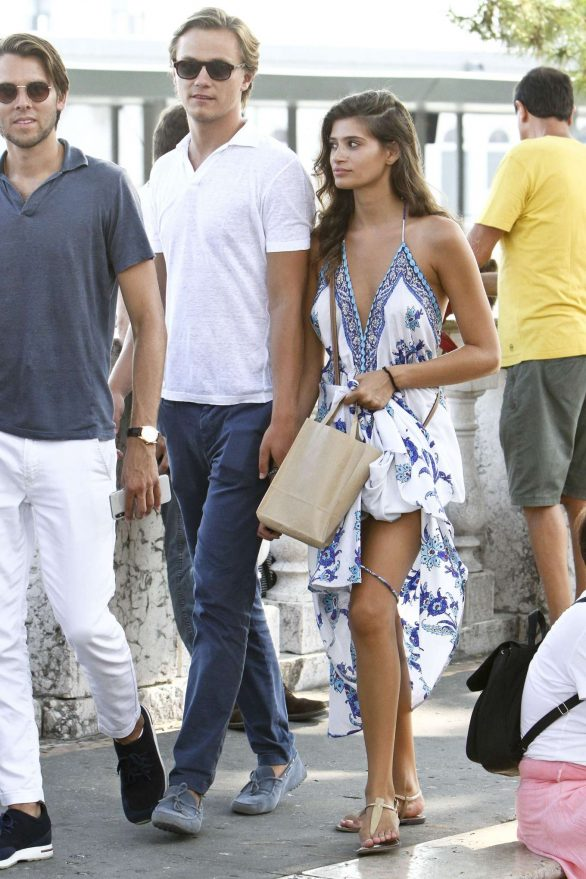 Cairo Dwek - Seen in Venice with the new boyfriend