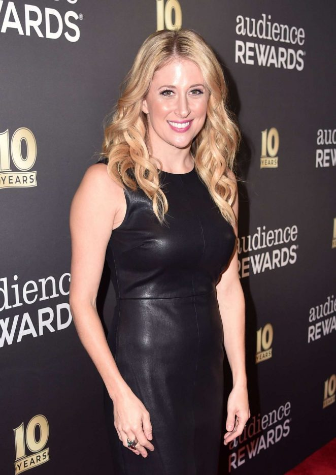 Caissie Levy - 10th Anniversary of Audience Rewards in New York