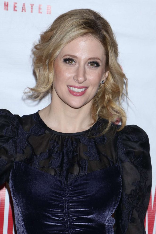 Caissie Levy - MCC Theater's Miscast Gala 2018 in New York
