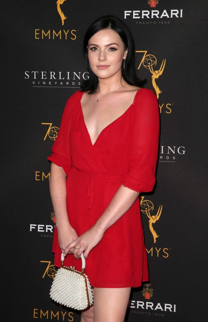 Cait Fairbanks - Television Academy Daytime Peer Group Emmy Celebration in LA