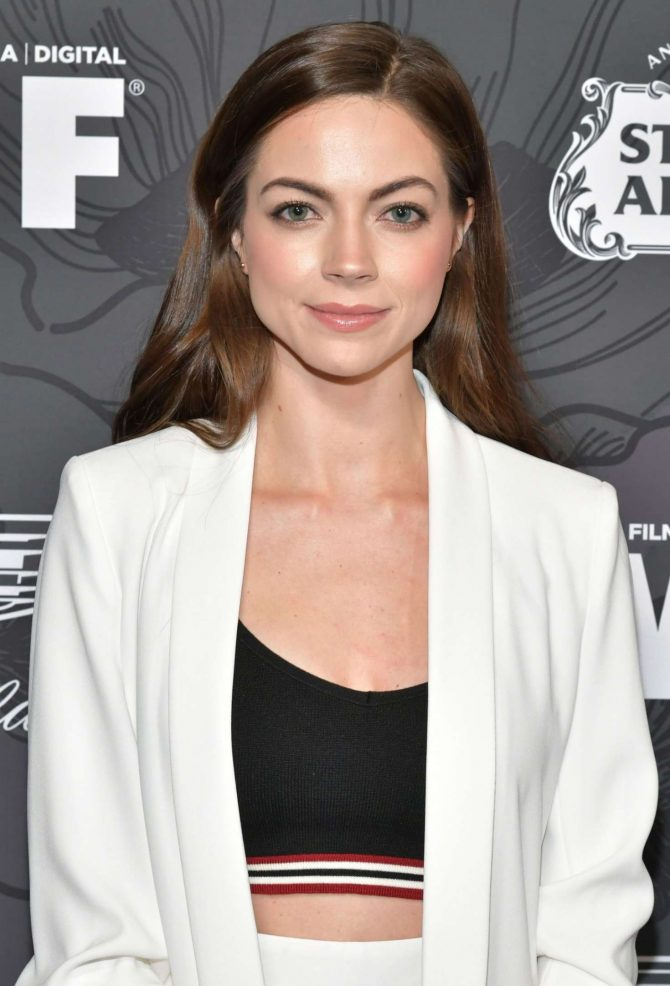 Caitlin Carver - 2019 Women In Film Oscar Party in Beverly Hills