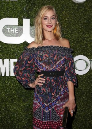 Caitlin Fitzgerald - 2016 CBS CW Showtime Summer TCA Party in West Hollywood