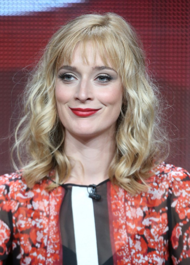 Caitlin Fitzgerald - 'Masters of Sex' Panel 2015 Summer TCA Tour in Beverly Hills
