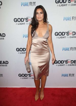 Caitlin Leahy - 'God's Not Dead: A Light in Darkness' Premiere in LA