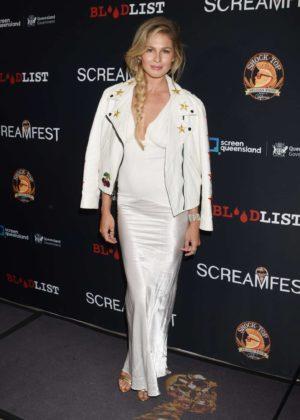 Caitlin Manley - 'Tragedy Girls' Premiere at Screamfest Horror Film Festival in LA