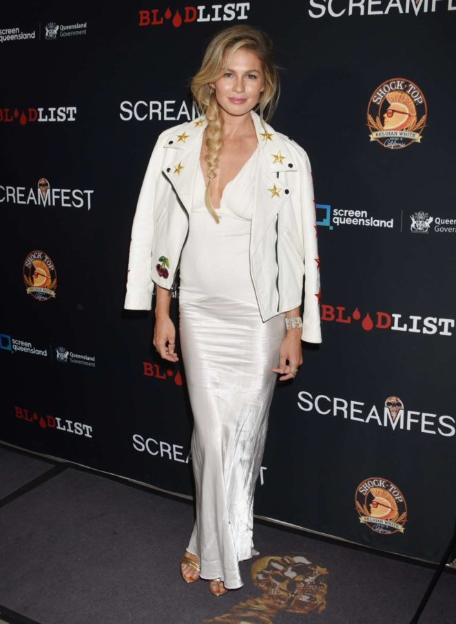 Caitlin Manley - 'Tragedy Girls' Premiere at Screamfest Horror Film Festival in LA
