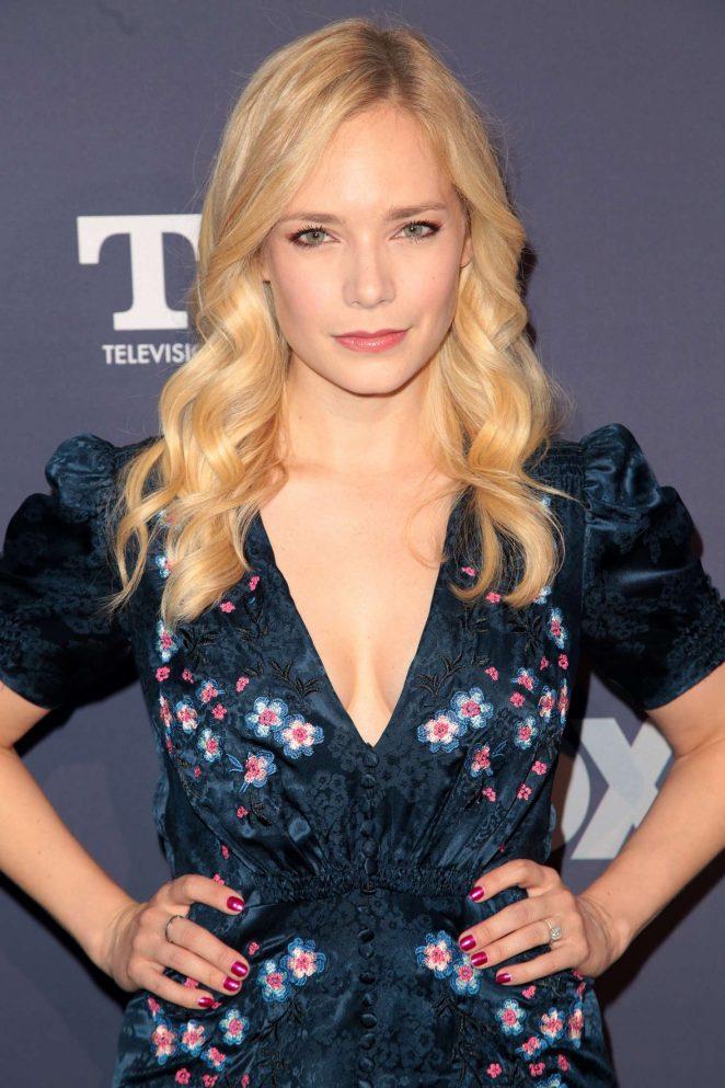 Caitlin Mehner - 2018 FOX Summer TCA 2018 All-Star Party in LA