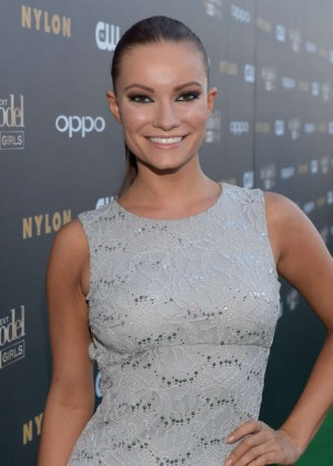 Caitlin O'Connor - America's Next Top Model Cycle 22 Premiere Party in West Hollywood