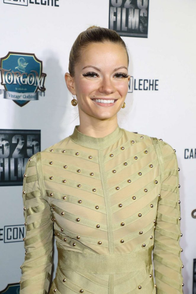 Caitlin O'Connor - 'Cafe Con Leche' Premiere in Los Angeles