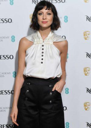 Caitriona Balfe - 2018 BAFTA Nominees Party in London