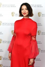 Caitriona Balfe - 2019 BAFTA Scotland Ceremony in Glasgow