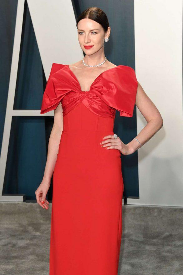 Caitriona Balfe - 2020 Vanity Fair Oscar Party in Beverly Hills