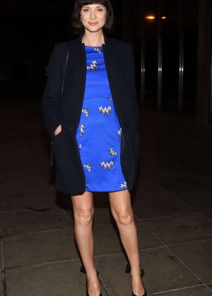 Caitriona Balfe at The Late Late Show in Dublin