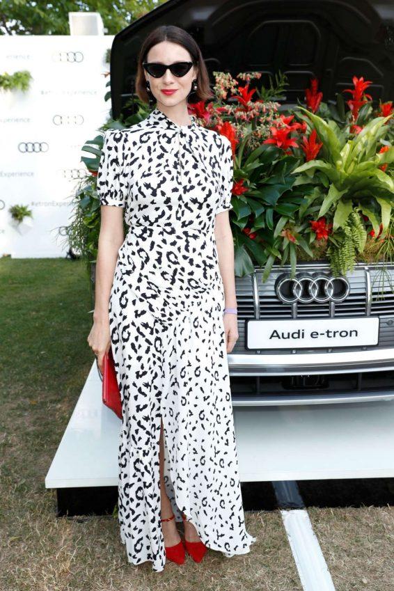Caitriona Balfe - Audi guest at Henley Festival 2019