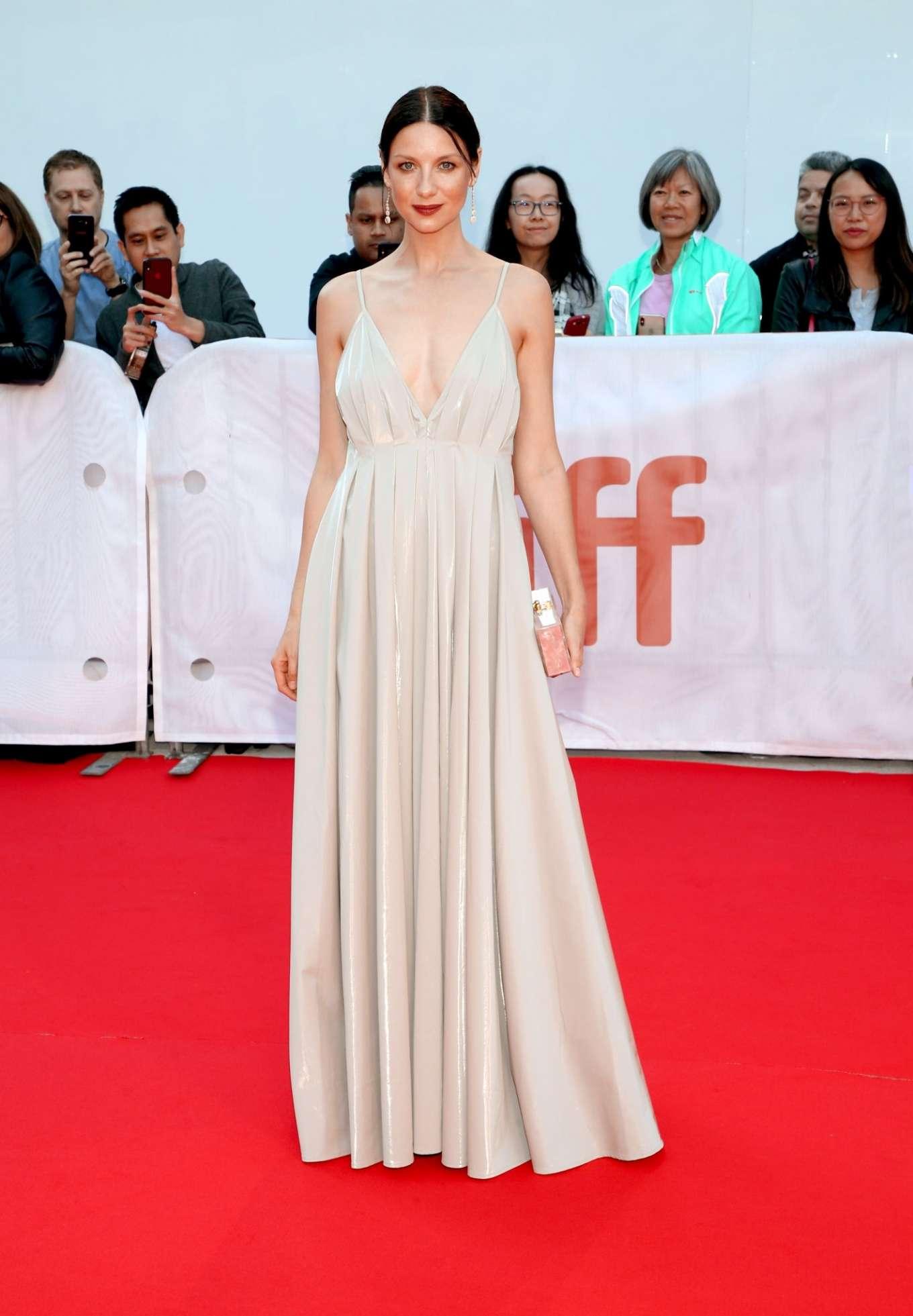 Caitriona Balfe in Outlander Season Two World Premiere