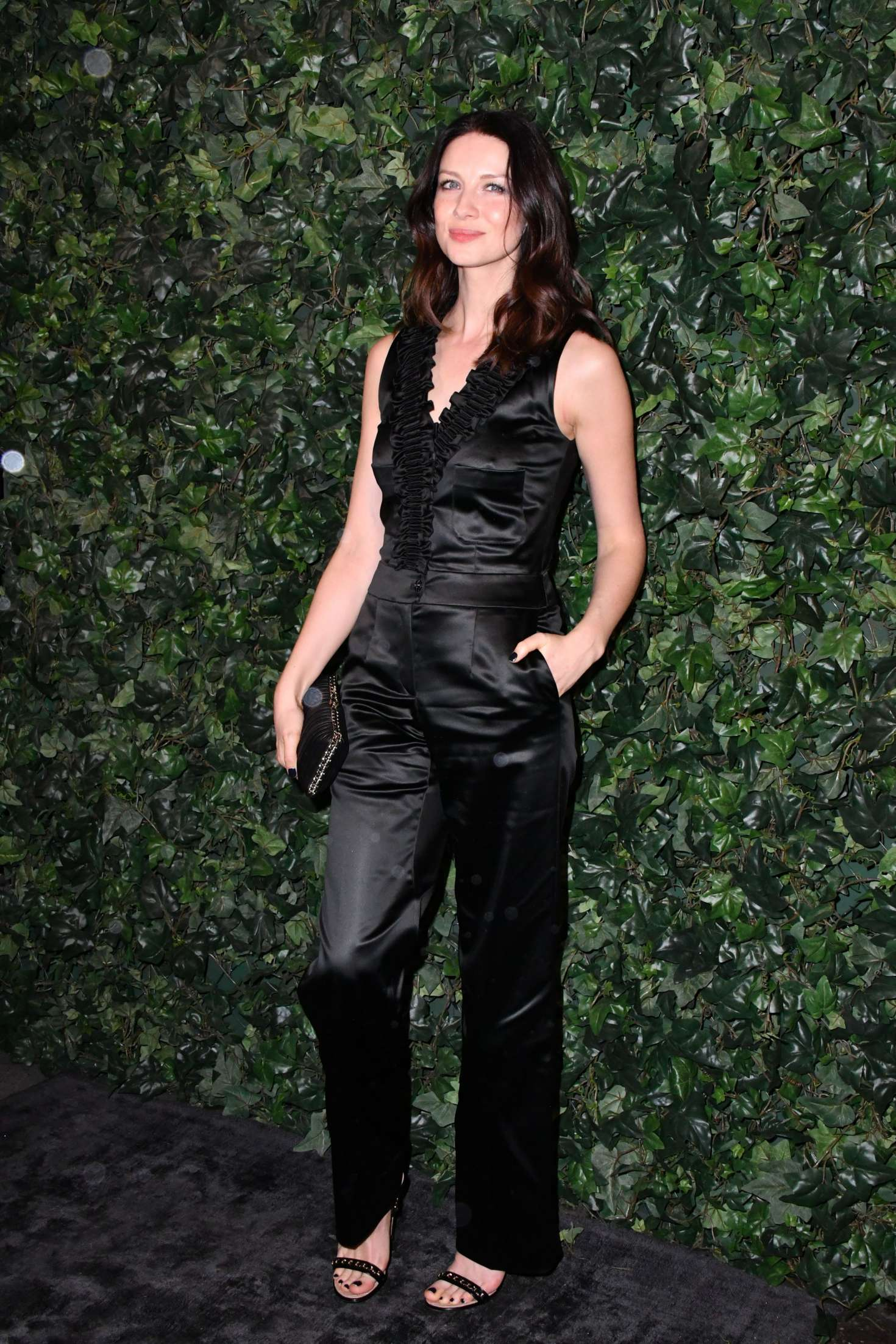 Caitriona Balfe Harvey Weinstein Pre Baftas Dinner 03 Lucy Boynton Bikini