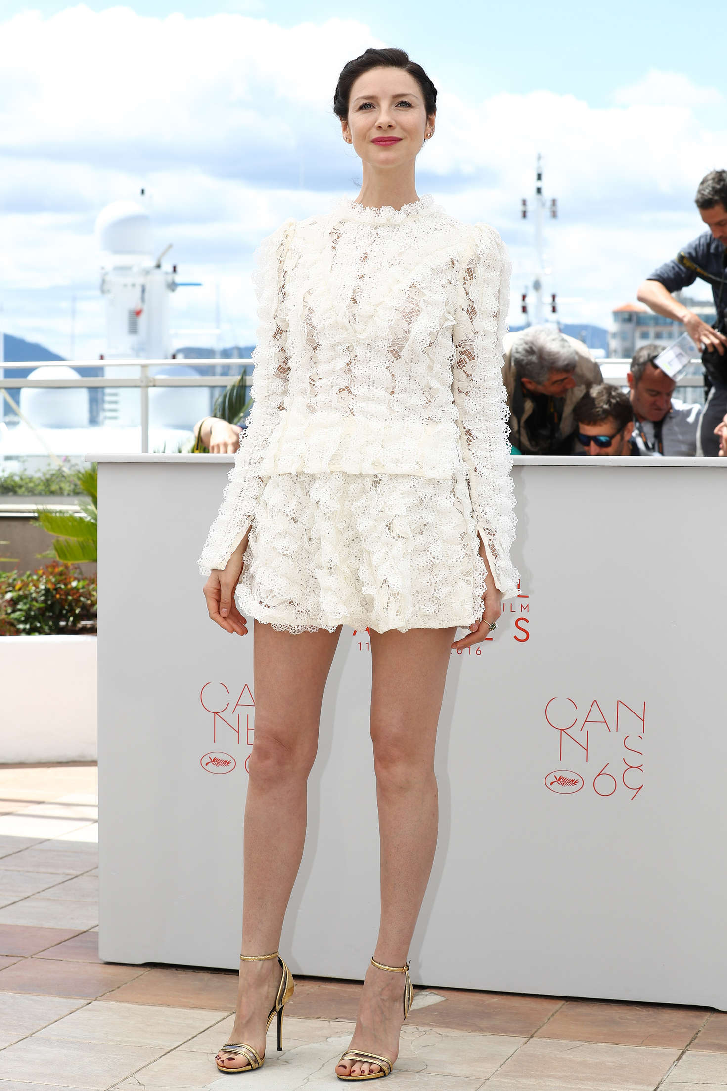 Caitriona Balfe - 'Money Monster' Photocall at 69th annual Cannes Film Festival