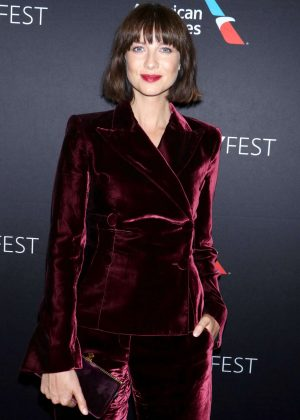 Caitriona Balfe - 'Outlander' 2018 Paleyfest in New York