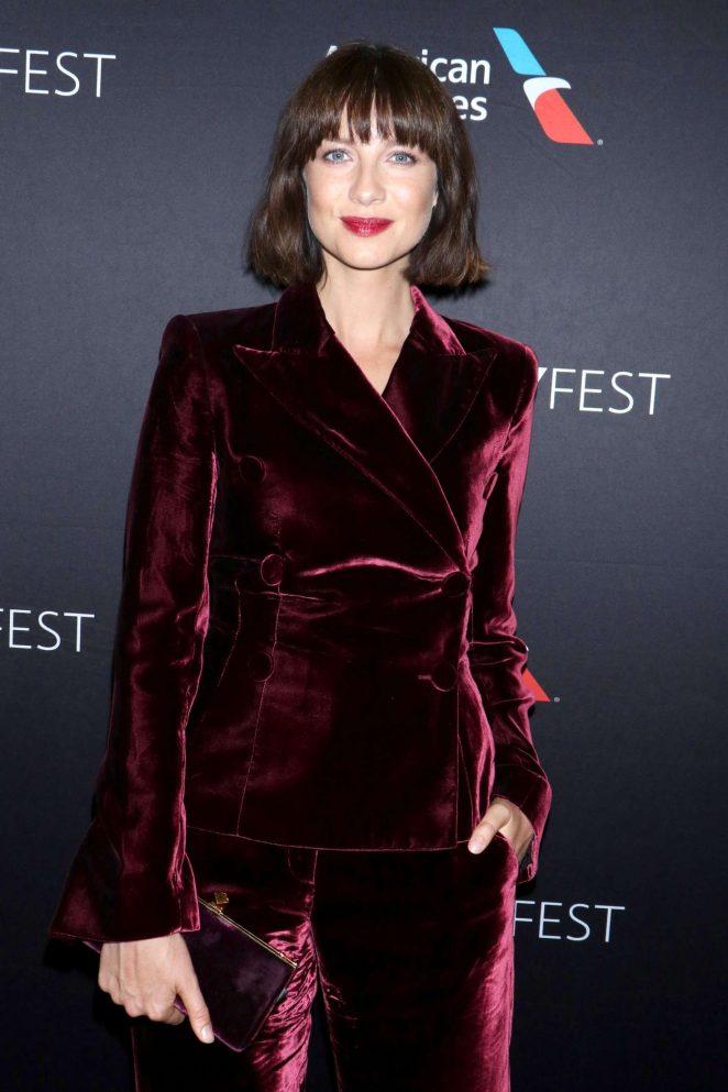 Caitriona Balfe - 'Outlander' 2018 Paleyfest in New York