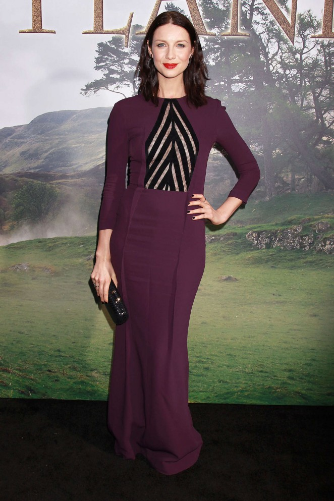 "Caitriona Balfe - ""Outlander"" Mid-Season Premiere in NYC"