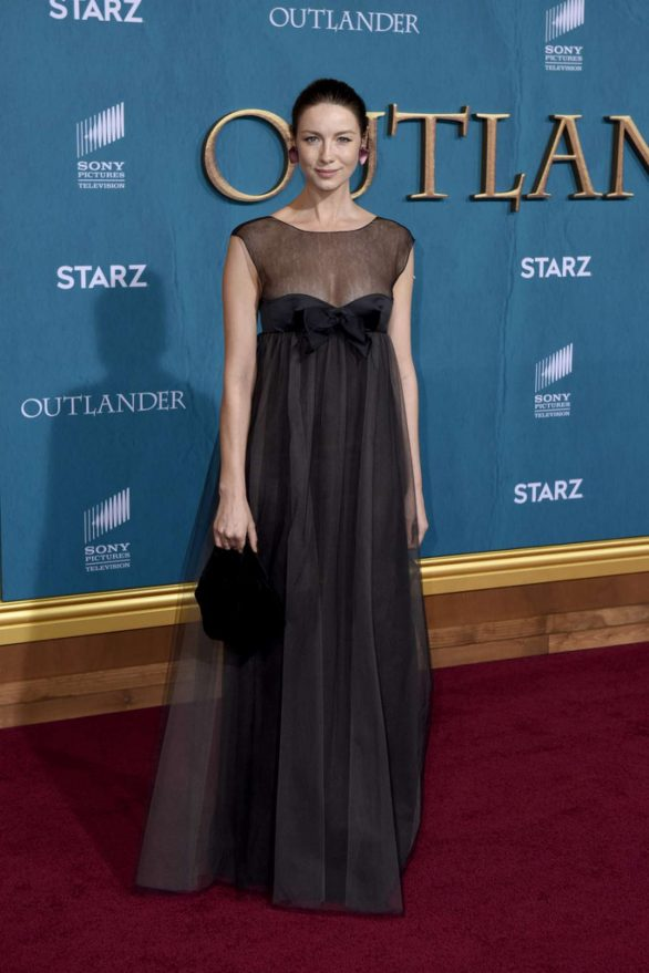Caitriona Balfe - Starz Premiere event for 'Outlander' Season 5 in Los Angeles
