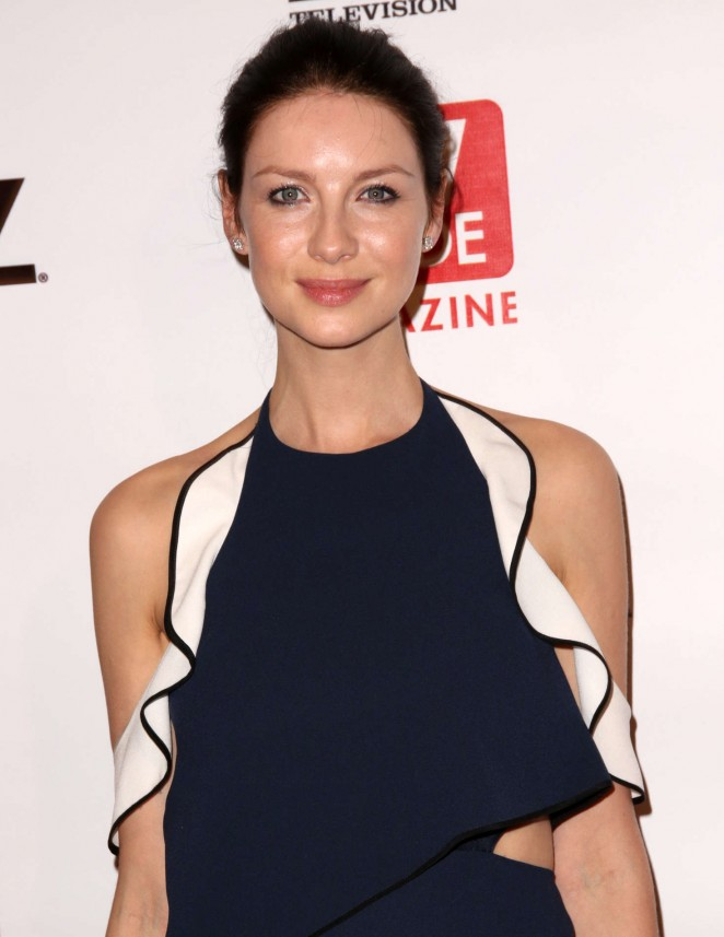 Caitriona Balfe - TV Guide Magazine and STARZ Celebration of OUTLANDER in West Hollywood