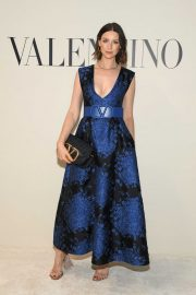 Caitriona Balfe - Valentino Fashion Show in Paris