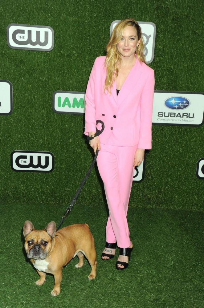 Caity Lotz: 2016 World Dog Awards -01