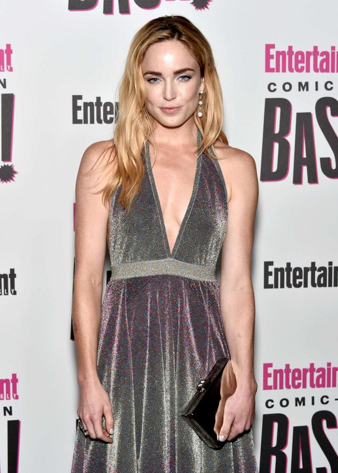 Caity Lotz – 2018 Entertainment Weekly Comic-Con Party in San Diego