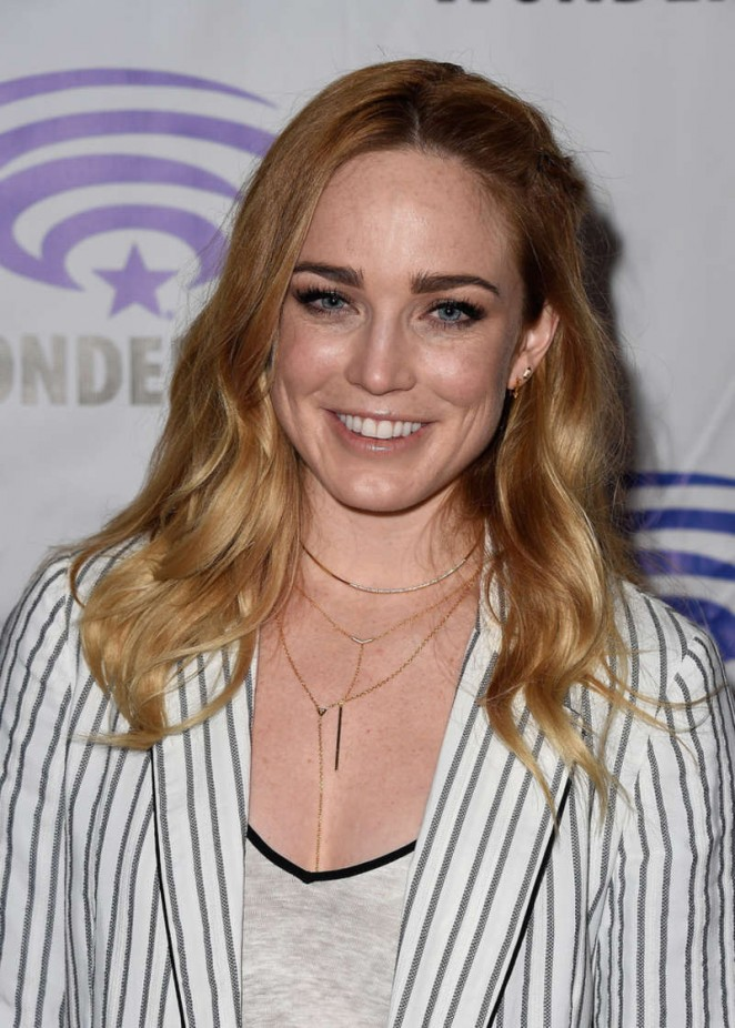 Caity Lotz – DC's Legends of Tomorrow Panel at WonderCon 2016 in Los Angeles