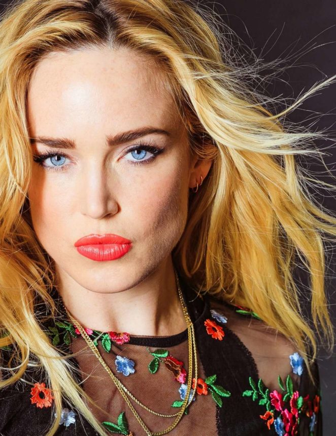 Caity Lotz – NKD Magazine Issue 76 by Catherine Powell-01