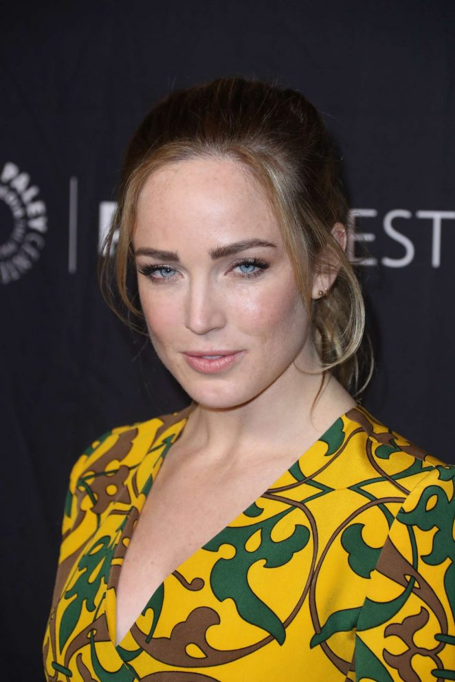Caity Lotz – PaleyFest LA: CW's Heroes and Aliens in Hollywood