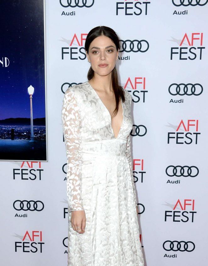 Callie Hernandez - 'La La Land' Gala Screening at 2016 AFI Fest in LA