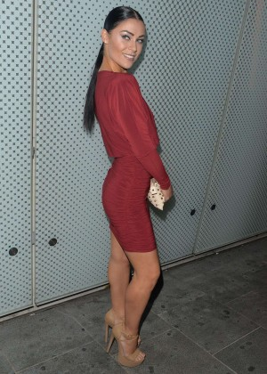 Cally Jane Beech - Jasmin Walia's Clothing Launch Party in London