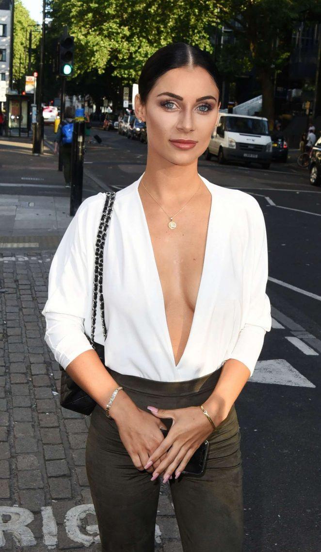 Cally Jane Beech - Kris James Launch in London