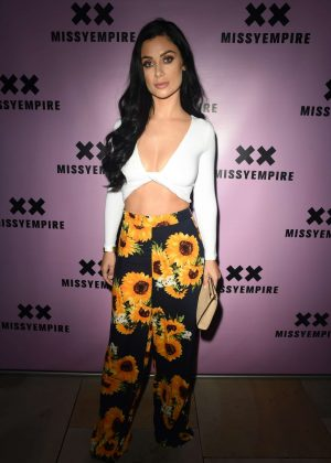Cally Jane Beech - Missy Empire Fashion Party in Manchester