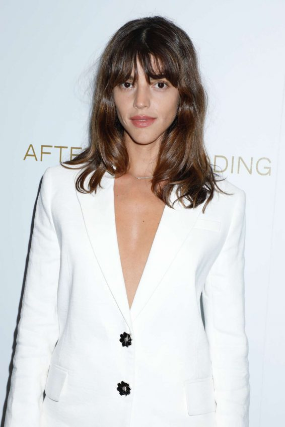 Calu Rivero - 'After The Wedding' Screening in New York
