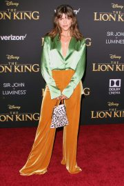 Calu Rivero - 'The Lion King' Premiere in Hollywood
