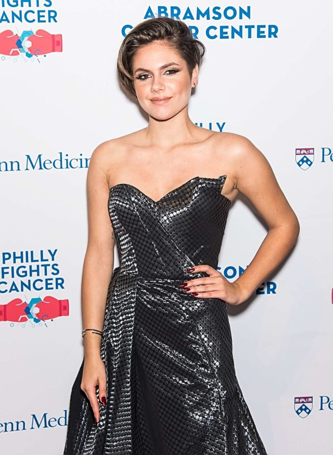 Calysta Bevier - Philly Fights Cancer: Round 3 in Philadelphia