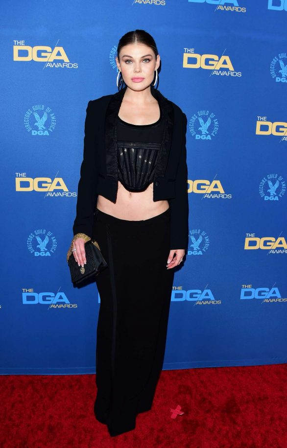 Cambrie Schroder - 72nd Annual Directors Guild Of America Awards in Los Angeles