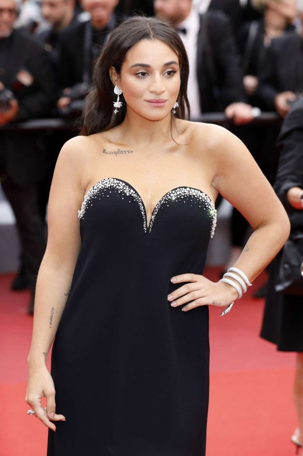 Camelia Jordana - 'La Belle Epoque' Premiere at 2019 Cannes Film Festival